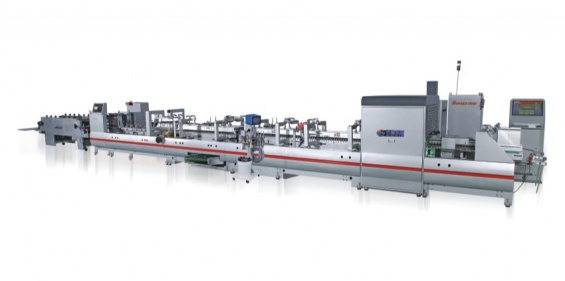 All-in-one inspection  machine for folder gluer